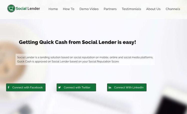 instant online loans in Nigeria - Social Lender