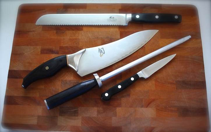 Knives Without Best Knife Blocks