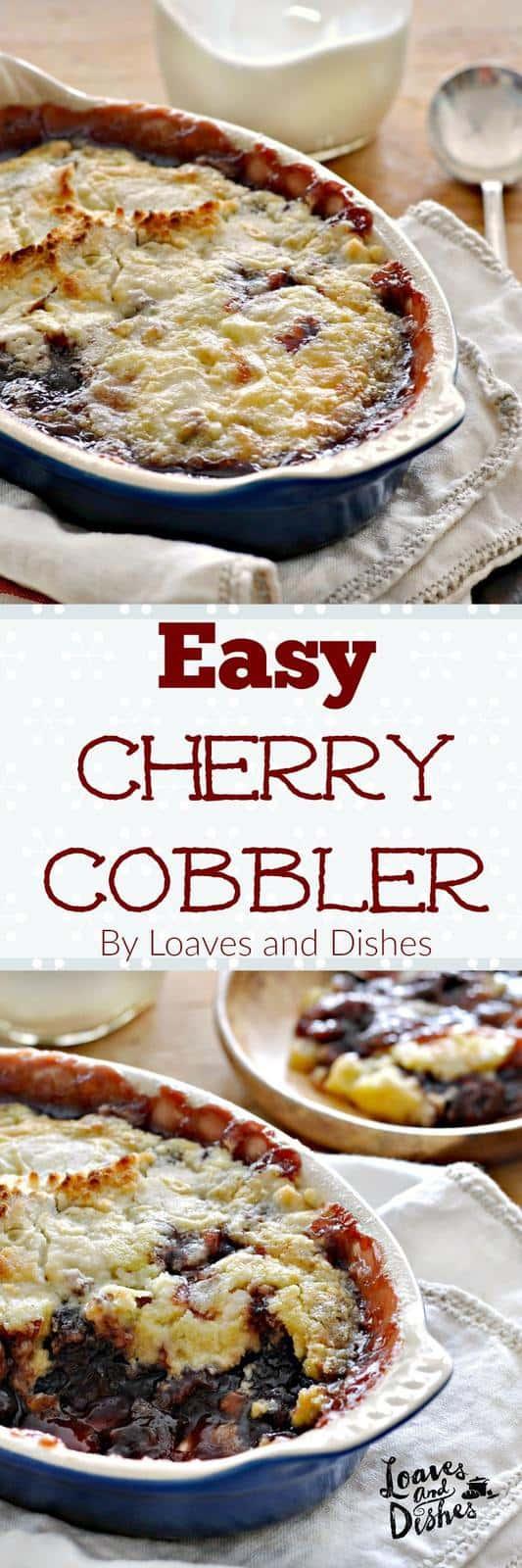 blueberry cobbler blackberry cobbler 2 cherry cobbler copycat recipe ...