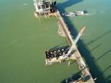 Most Borča - Zemun - Kineski most - Iz vazduha - 24.05.2013