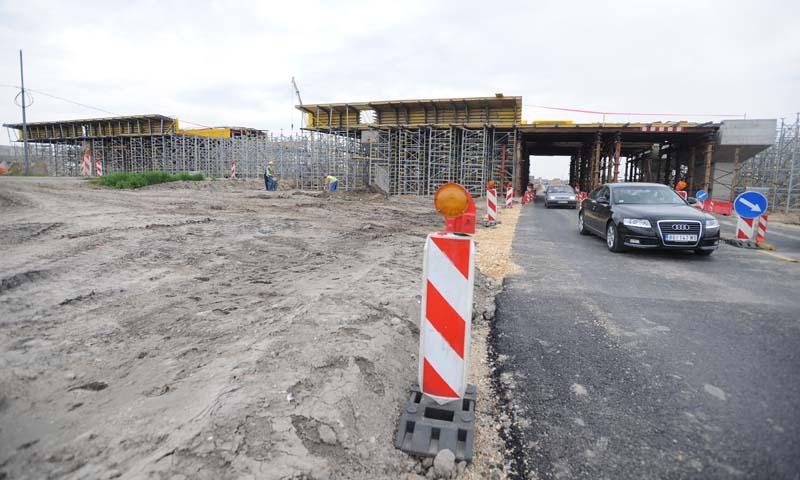 Radovi na petlji zatvoriće Zrenjaninac do septembra