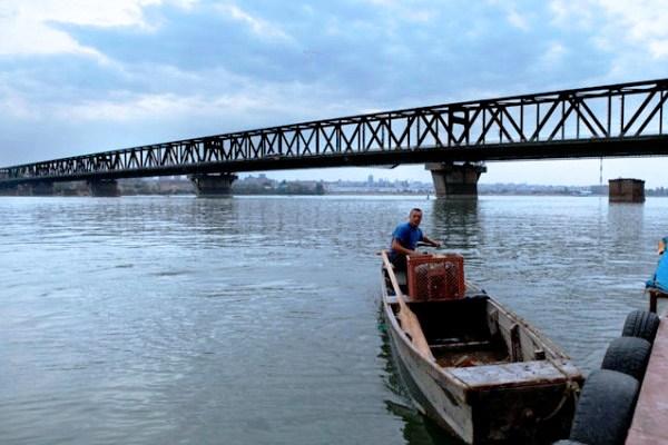 Pančevački most Dunav