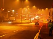 Pupinov most noću 18.12.2014