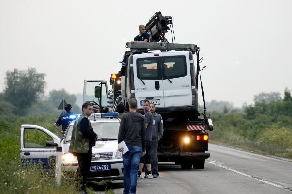 Mladić poginuo u udesu na Zrenjaninskom putu - 2015