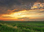 Pančevački rit Zalazak Sunca