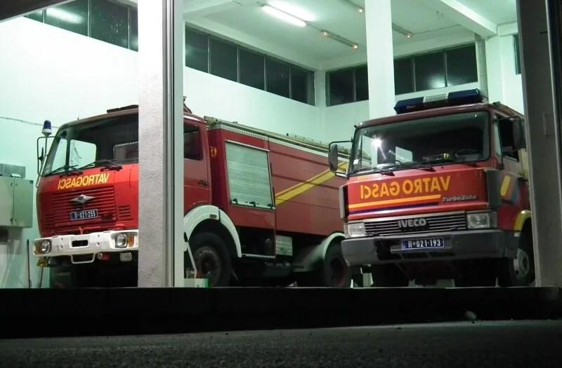 Vatrogasna sluzba Borča