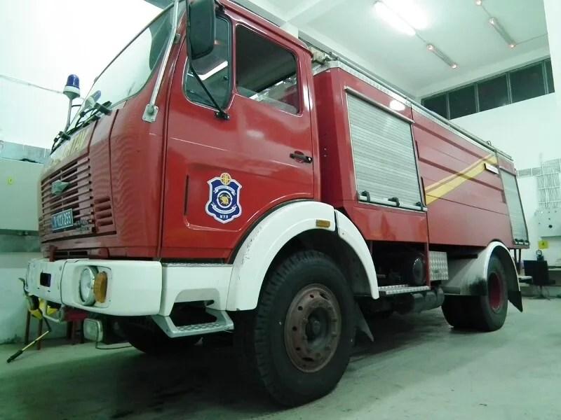 Vatrogasci Borča