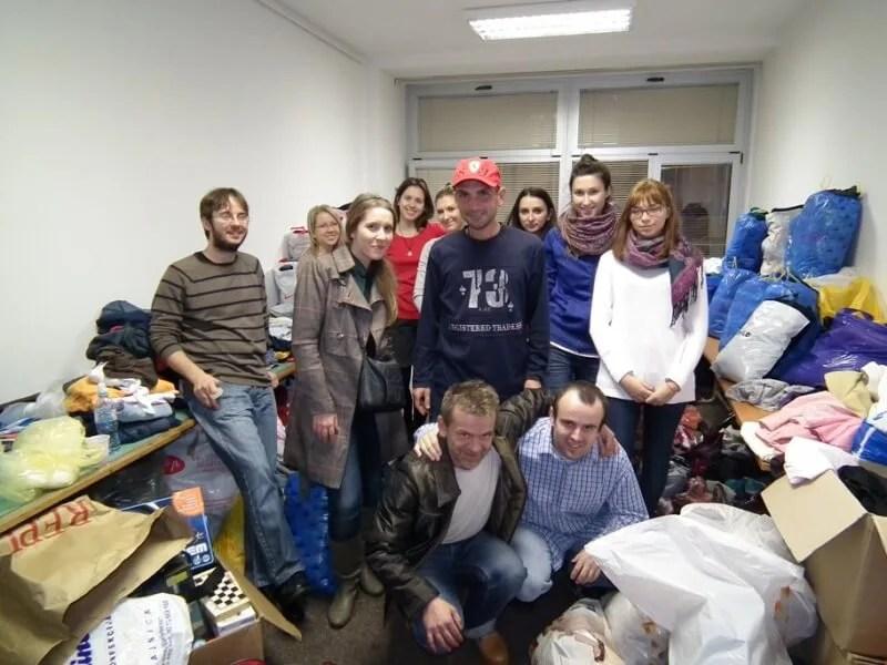 Humanitarnoj akciji