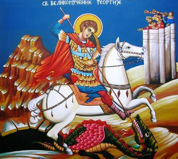 Djurdjevdan - Uskršnji ponedeljak - Sveti Georgije - 2013