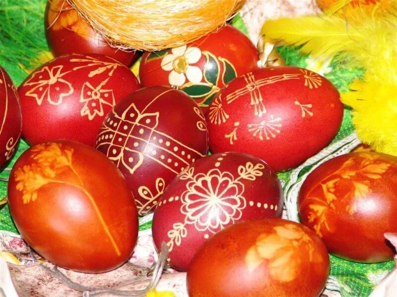 Vaskrs - Uskrs - Veliki Petak - Uskršnja jaja - Farbanje jaja - 2013 - Hristor voskrese