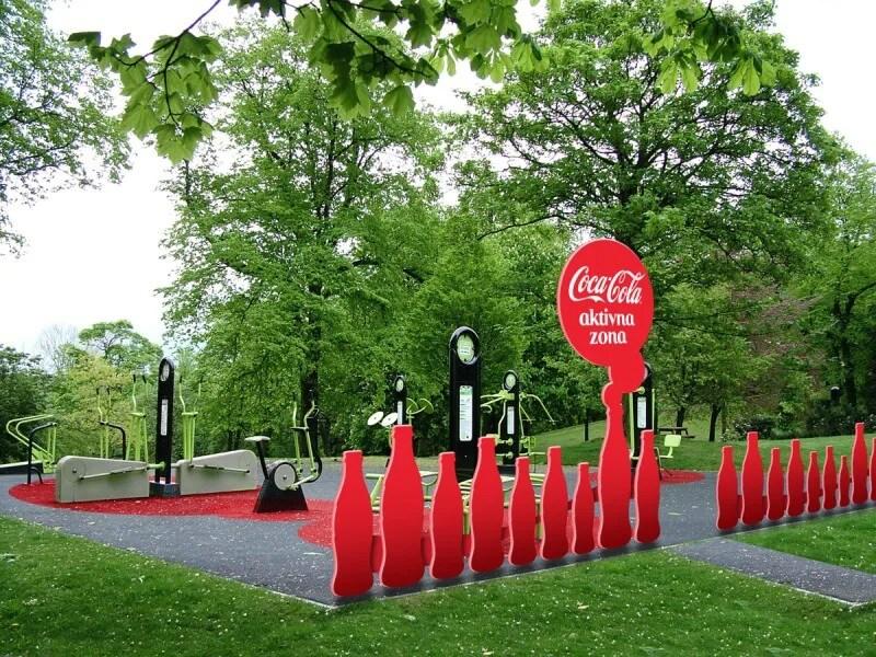 Coca-Cola nam daruje 45 teretana na otvorenom - 17.06.2013