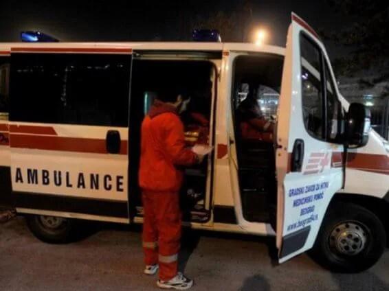 U udesu kod Borče povređena dva muškarca