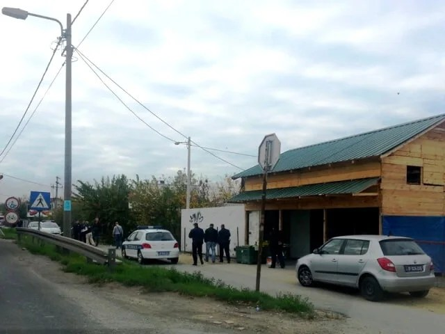 Krvavo jutro na Zrenjaninskom putu - 31.10.2013
