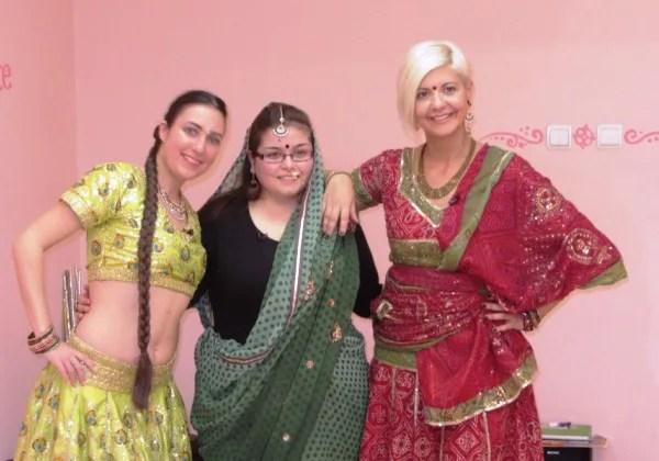 Indijska svadba u Borči - 26.02.2014