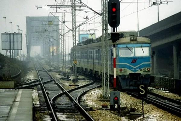 Danas počinje rekonstrukcija pruge Beograd-Pančevo - 2014