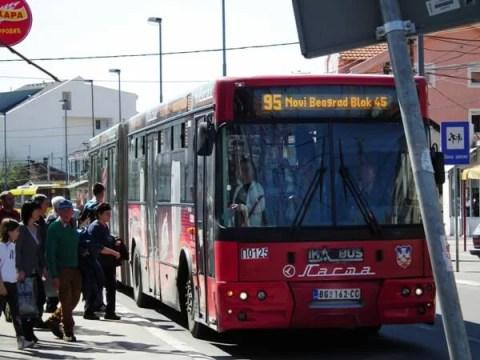 Šverceri gospodare gradskim prevozom