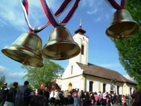Vrbica i ove godine obeležena u crkvi u Borči - 2014