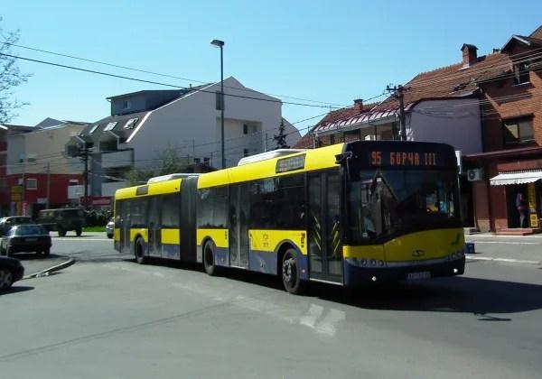 GSP zahteva ukidanje besplatnog prevoza za povlašćene kategorije - 2014