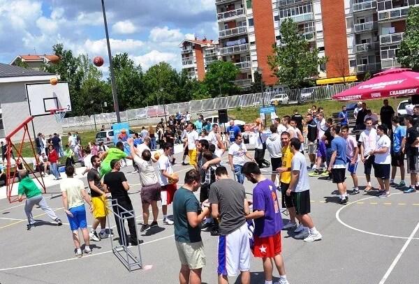 Održan turnir Trojika iz bloka u Borči 2014