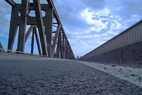 Došao na sred Pančevačkog mosta i našao se u čudu! - 2014