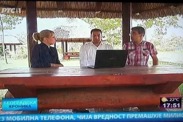 Beogradska hronika predstavila LOBI - 28.08.2014