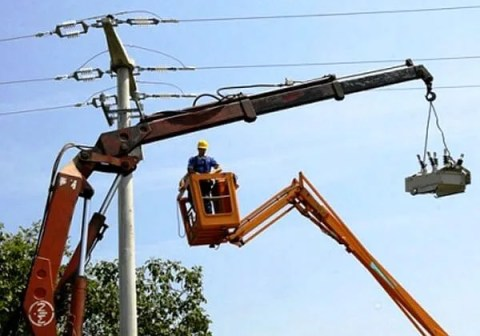 Isključenje struje u pojedinim delovima Borče-2014