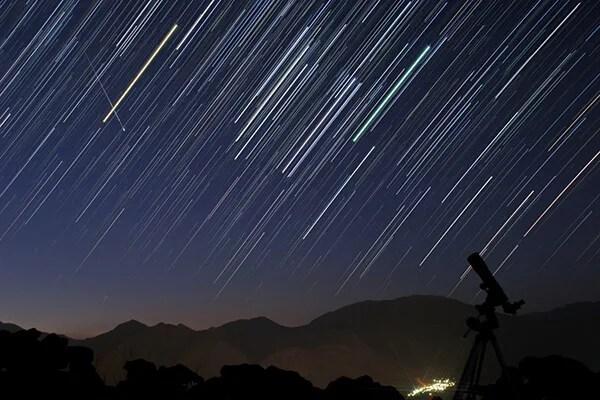 Kiša meteora LOBI
