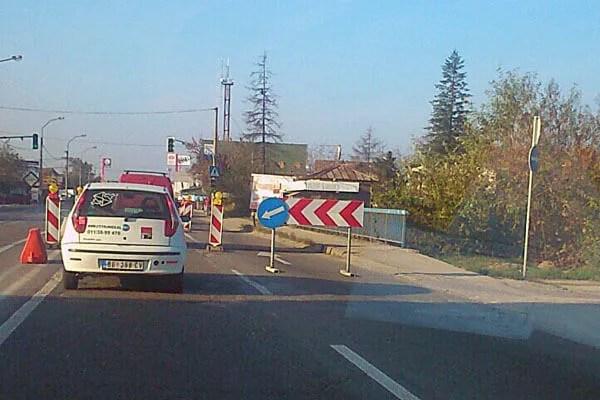 Završeni radovi na mostu preko kanala Sebeš-2014