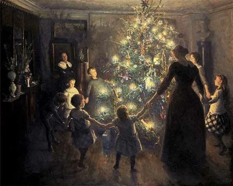 Novogodišnji običaji i tradicija 27.12.2014.