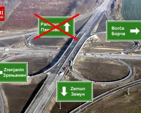 SPECIJAL: Kako sutra preko Zrenjaninske petlje ka mostu - 2014