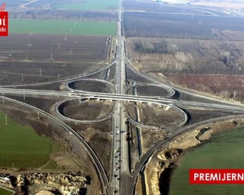 PREMIJERNO: Most Zemun-Borča iz vazduha, decembar 2014