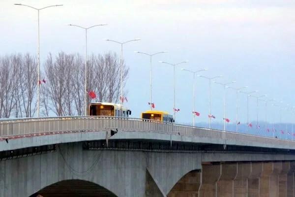 Zemunci kao nemaju potrebu da prelaze Pupinov most - 2015