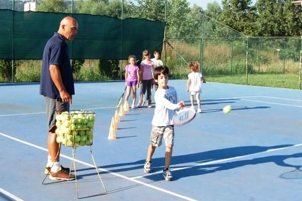 Besplatna škola tenisa po deseti put za najmlađe Palilulce-2015