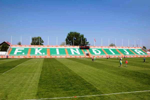 FK Indjija - BSK Borča - 4:0 - 29.08.2015