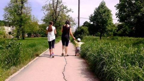 Neophodno: Veliko pospremanje javnih površina na Vrbovskom - 2016