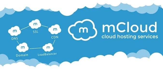 mCloud hosting resenje