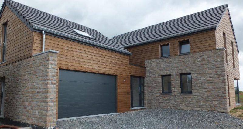 Construire sa maison soi-même à l'aide de blocs coffrants isolants