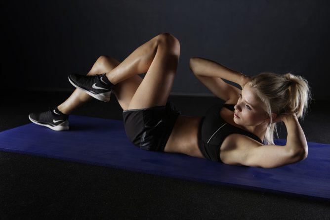 sport et régime dukan