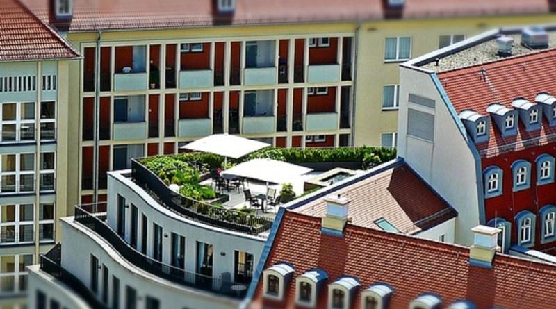 La guirlande guinguette : parfaite pour sublimer la terrasse