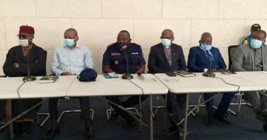 Réouverture des églises : Le général Kasongo insiste sur le respect des gestes barrières