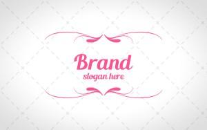 pretty boutique logo for sale