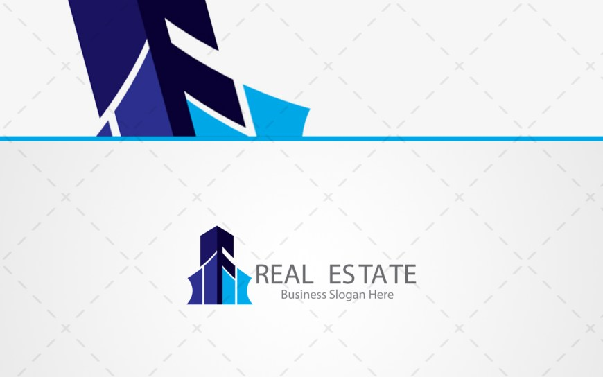 real estate logo for sale