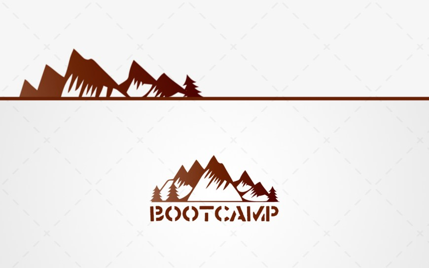 mountains logo for sale