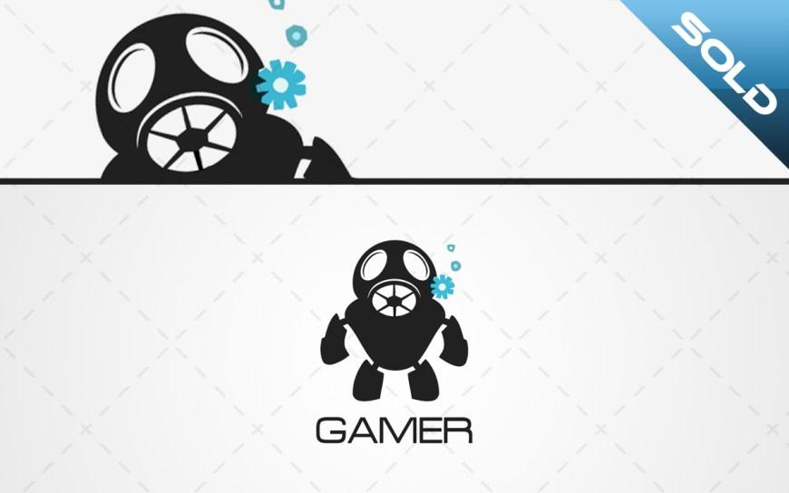gaming mascot logo
