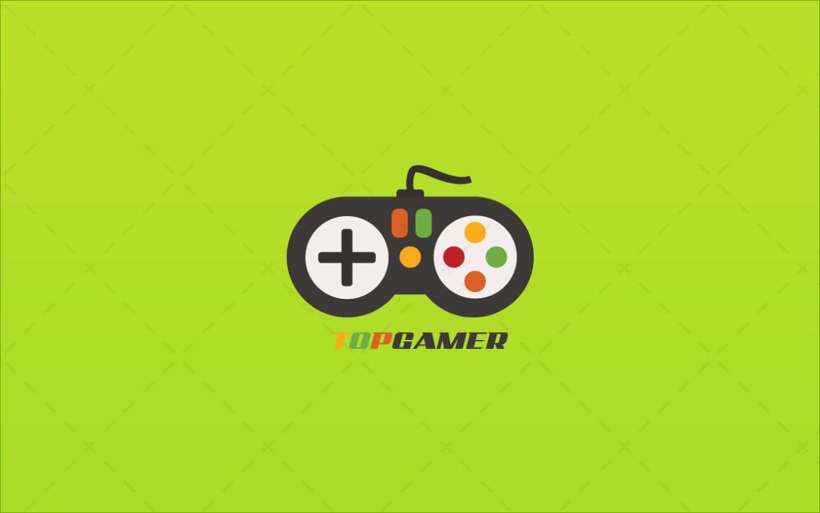 Gaming Logo | Gaming Controller Logo For Sale