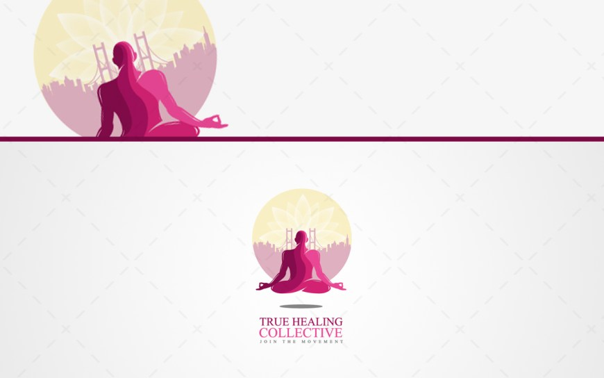Yoga Logo For Sale