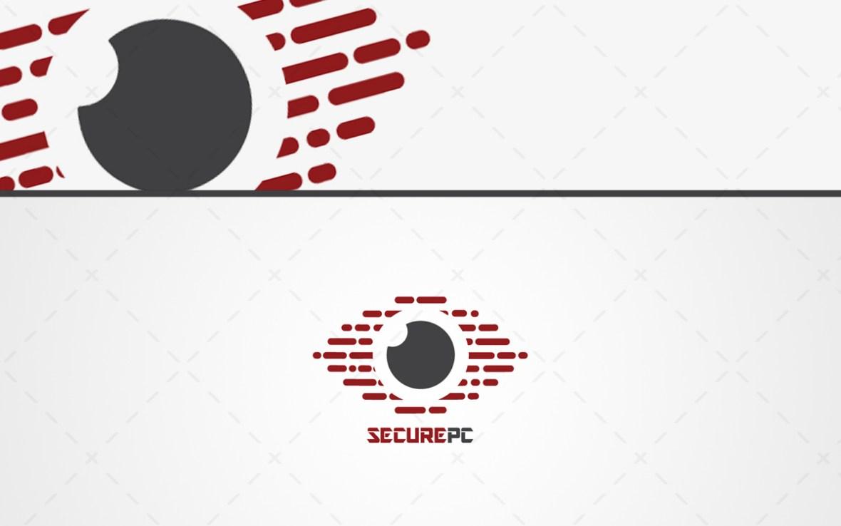 Security Eye Logo For Sale