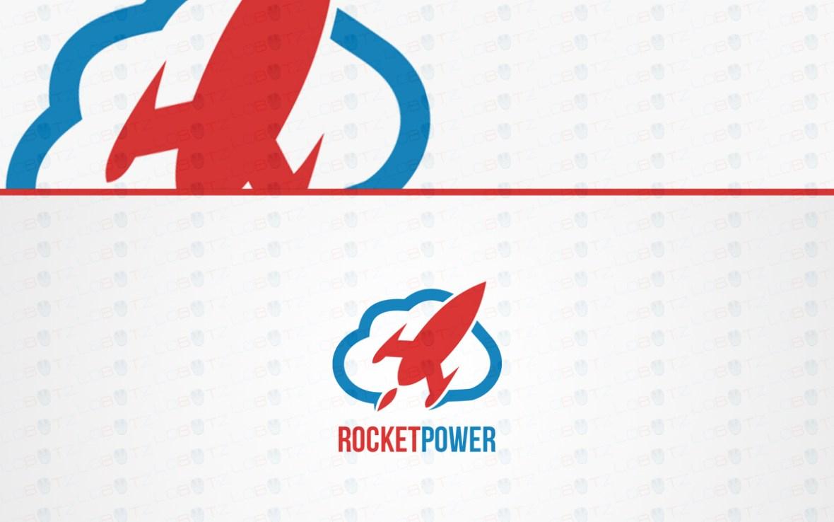 rocketlogo for sale