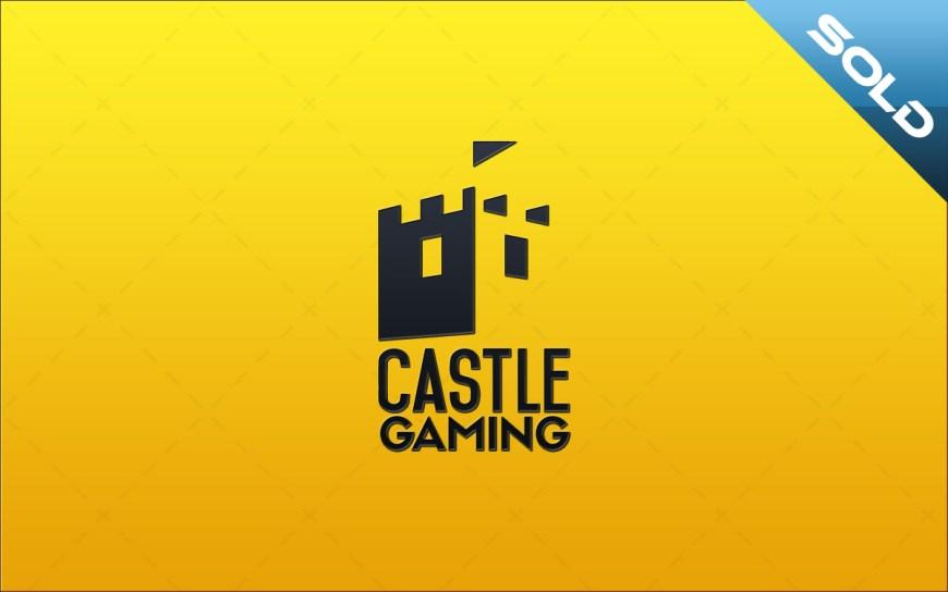 Castle Logo For Sale
