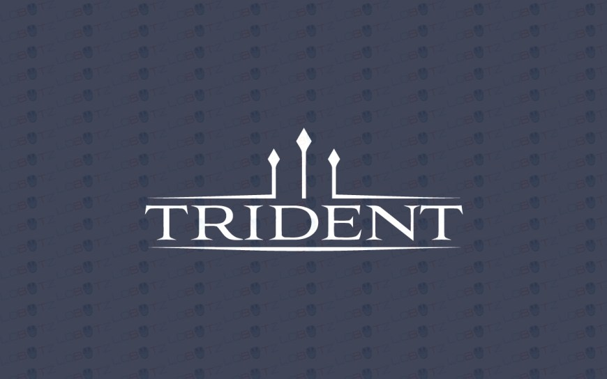 trident logo to buy online